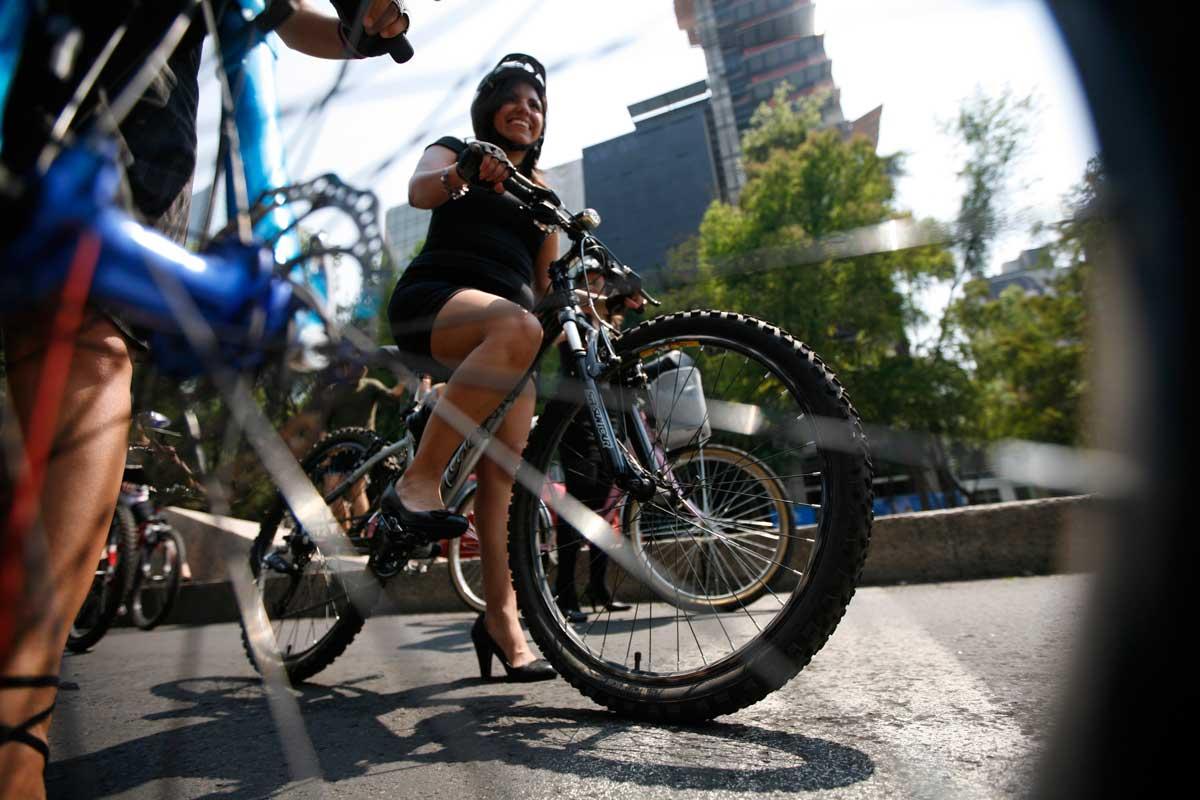 Incrementará el @MunicipioAgs la infraestructura para ciclistas