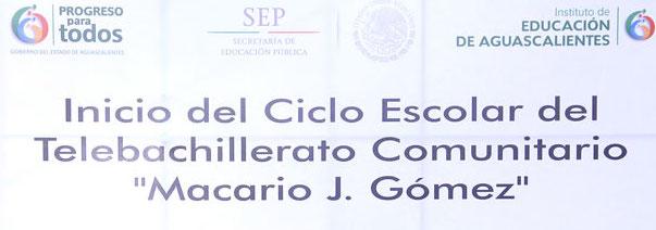 Reclaman pago en Bachilleratos Comunitarios: @telebachagsinfo