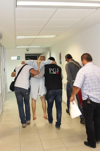 Trasladan a Jalisco a participantes de balacera en «La Chona»