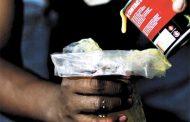 Chemo y Mariguana la principal droga en La Insurgentes