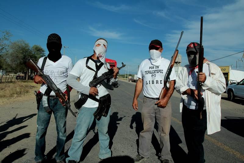 Buscan conformar autodefensa en Aguascalientes
