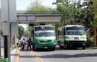 Ni alza ni paros en el Transporte: Orozco