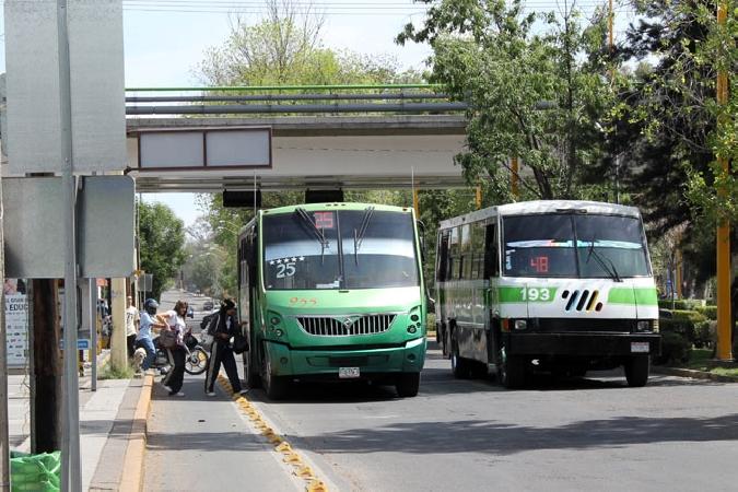 Si Movilidad aplica la Ley, Aguascalientes se queda sin urbanos: Márquez