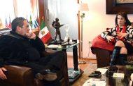 Le recuerdan a Lozano su pasado con Luis Armando Reynoso