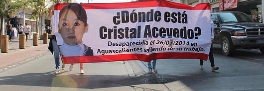 Hay 232 personas desaparecidas en Aguascalientes
