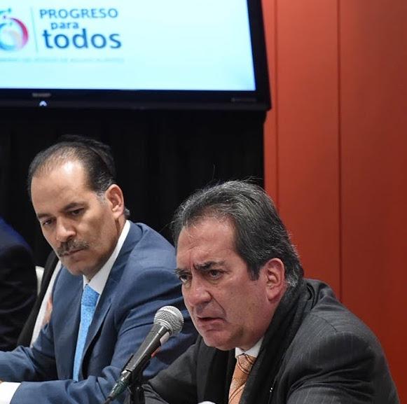 Martínez: Llevará tiempo conocer el verdadero estado que guarda el @GobAgs