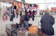 Se indignan con el comercio callejero