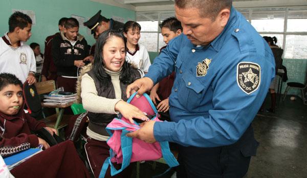 Operativo mochila con el consentimiento del estudiante: Derechos Humanos