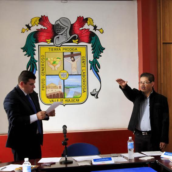 Avalan regidores a Secretario de Gobierno y Finanzas en @MpioCalvillo
