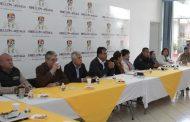 Instalan en Pabellón Consejo de Consulta y Participación  Ciudadana en Seguridad