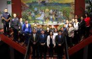 Presenta alcalde del @MpioCalvillo su Gabinete