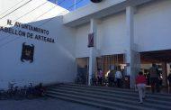 Anuncia @pabtemo evaluación en Pabellón de Arteaga