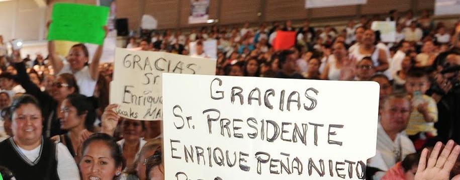 El Gobierno no castiga a los pobres, responde PROSPERA