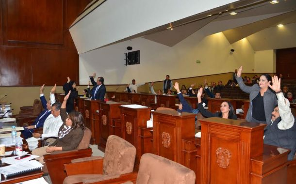 Votan diputados a favor de Ley contra la Trata de Personas en Aguascalientes