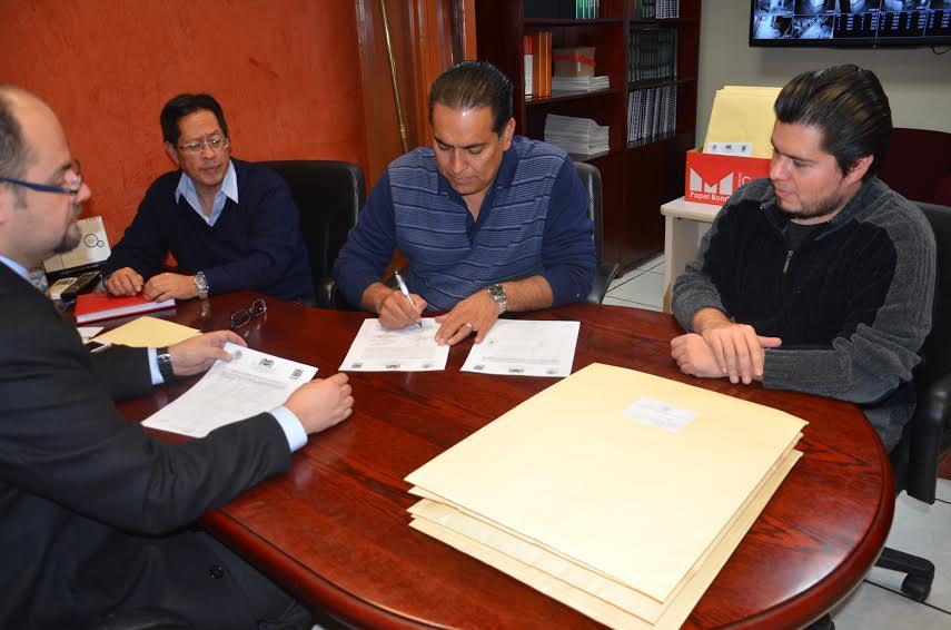 Reyes, Martínez, López, Tejeda y Abrego, quieren el Consejo Consultivo del @ITEAoficial