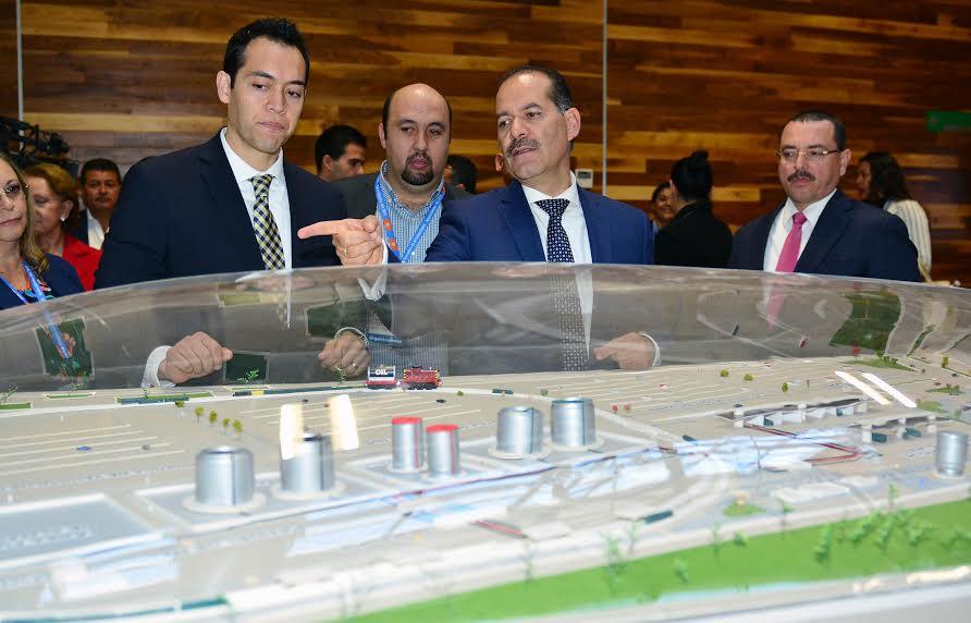 Concretan Ferropuerto para Aguascalientes
