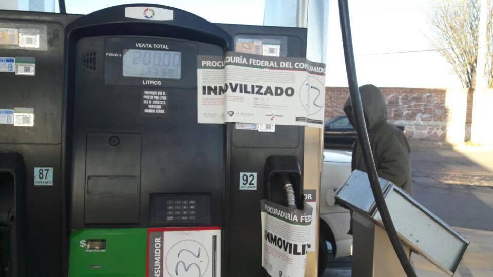 Ataca PROFECO a gasolineros desleales