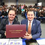 Paulo Martínez repite mientras se va de candidato en 2018, Ernesto Colombo de Secretario general sería el dirigente