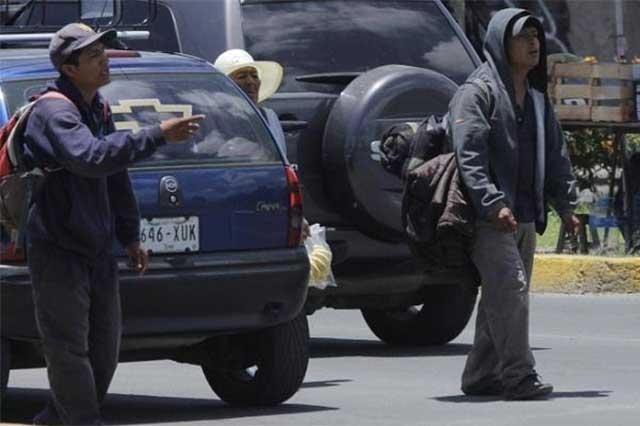 Denuncia el INM farsa en algunos  pedigüeños «centroamericanos»