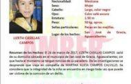 Otra Alerta Amber en Aguascalientes