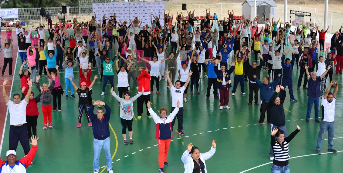 Participará IDEA en la Semana Nacional de Cultura Física y Deporte