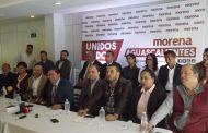 Se refuerza López Obrador en Aguascalientes
