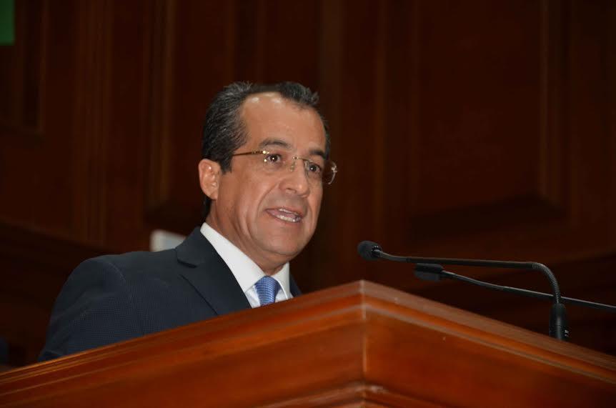 """""""No habrá dados cargados en elección de Fiscal"""": Martínez"""