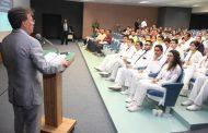 Imparten sesión de Inhaloterapia en el Hospital Hidalgo