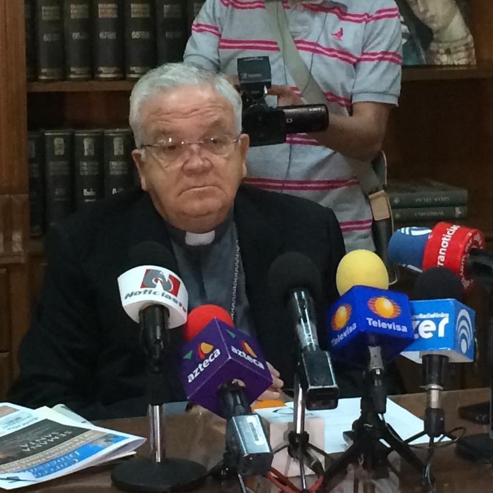 Convoca obispo a los fieles a defender la vida desde la fecundación