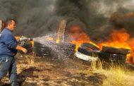 Suman 277 hectáreas siniestradas por incendios forestales este 2018