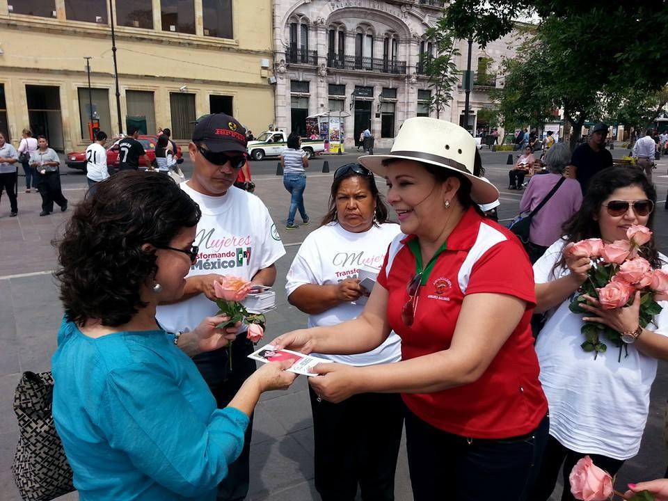 Rechaza Margarita Gallegos dirigir el CDE del PRI