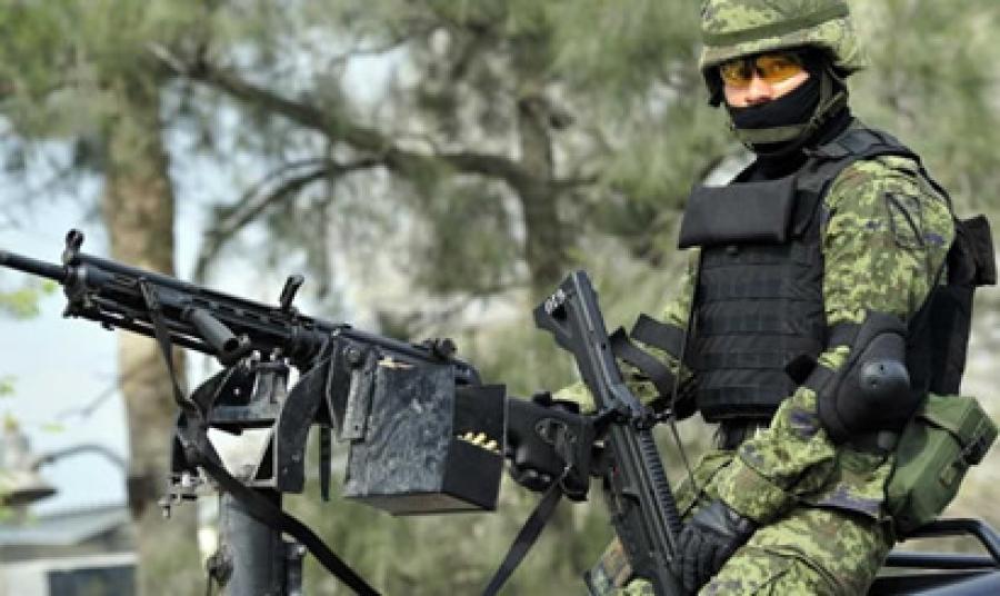 Exige PRD seguridad sin militarizar los municipios
