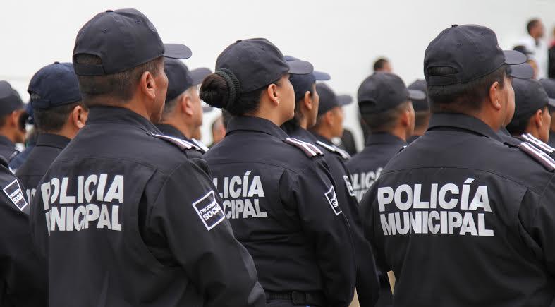 Policías municipales, clientes favoritos de Derechos Humanos