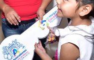 Compromete @TereJimenezE apoyo con 4 mil familias de Aguascalientes
