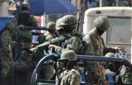 Rincón de Romos y Jesús María tienen patrullaje militar disuasivo