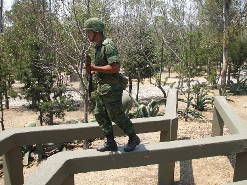 Quieren también patrullaje militar en Tepezalá