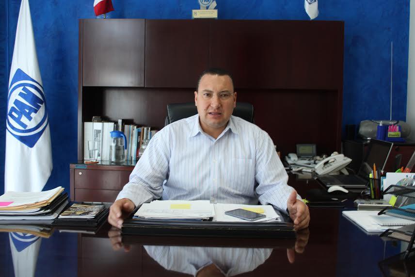 Elogia dirigente panista Plan de Desarrollo Municipal de sus alcaldes