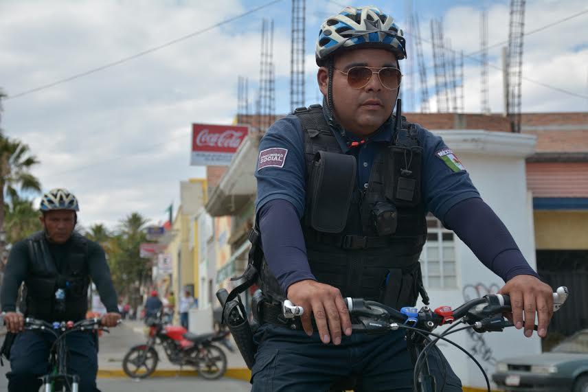 Anuncian aumento salarial para policías de Jesús María