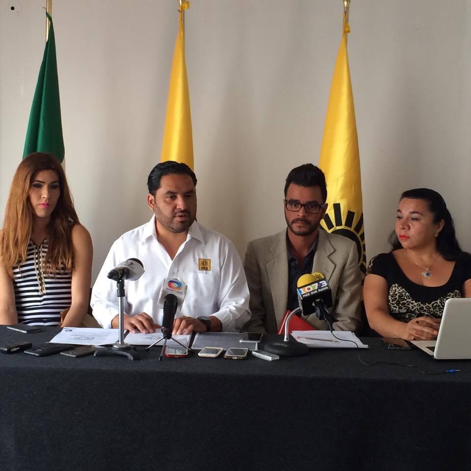 Condena PRD discriminación en la Feria de San Marcos
