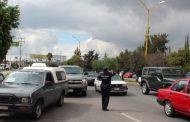 Han multado a 66, 500 automovilistas este año