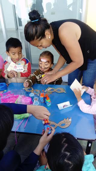 Festejan a niños con Labio Paladar Hendido