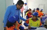 Cumplen los servicios del Ayuntamiento en la FNSM