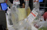 Aseguran cigarros electrónicos en la Feria de San Marcos