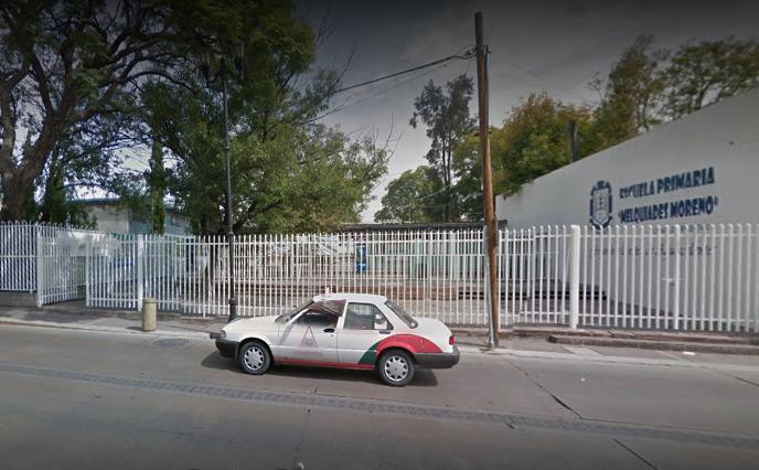 Juegan a los sicarios en la escuela Melquiades Moreno