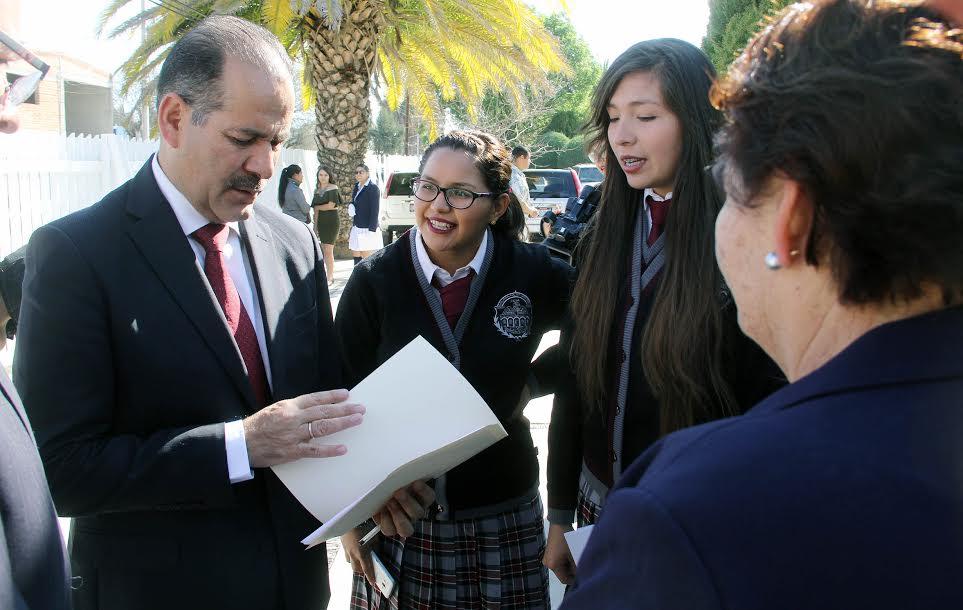 Habrá reforma educativa para escuelas normales