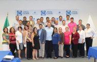 Reunión de Coordinación en Acción Nacional