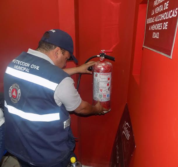 Detectan fugas de gas diariamente en la Feria de San Marcos