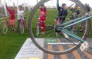 Interactúan a diario 40 mi ciclistas con más de 450 mil automóviles