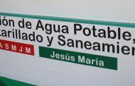 Casi 1 de cada 2 cuentas por servicio de agua en Jesús María, son morosos