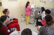 Adquiere ISSEA 12 equipos para hemodiálisis